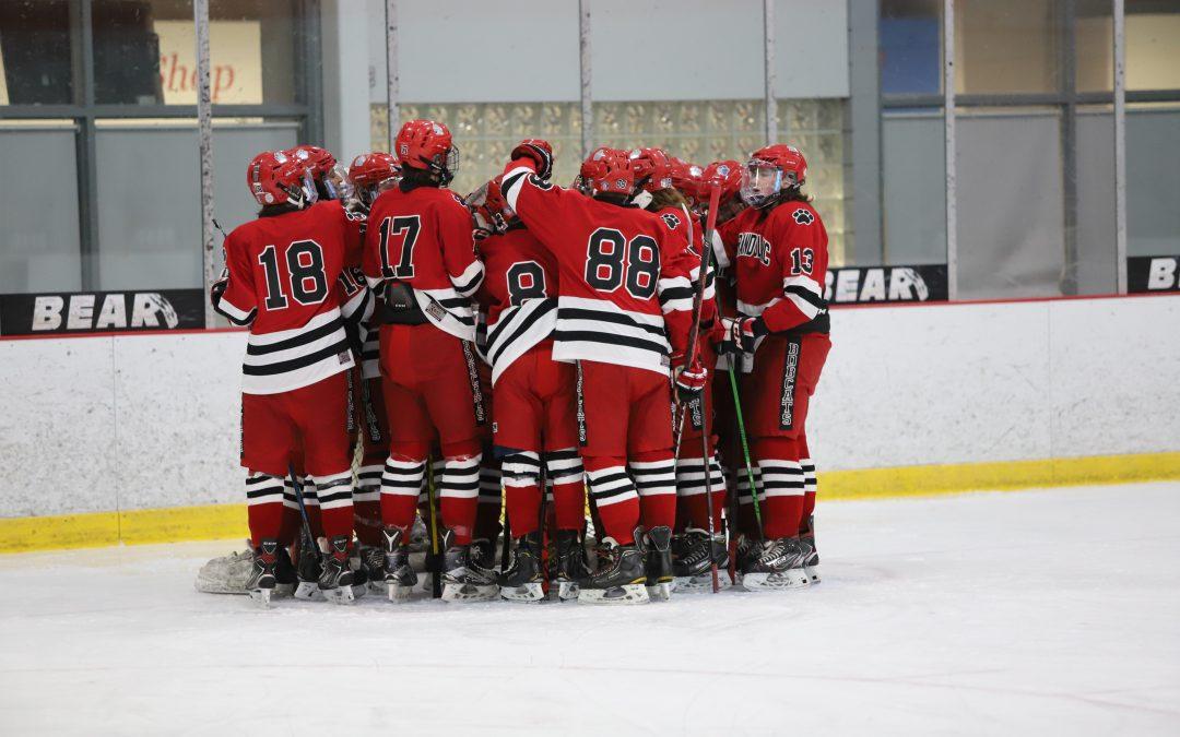 Bobcat Hockey vs Midland 2.26.21