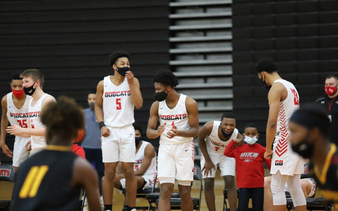 Grand Blanc Basketball Crushes Davison 82-44 2.19.21