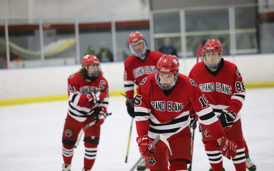 Hockey Bobcats vs Davison 3.3.21